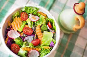 Recepty na dietní zeleninové saláty | TRXsystem.cz