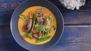 Hovězí s červeným kari - Recept Unilever Food Solutions